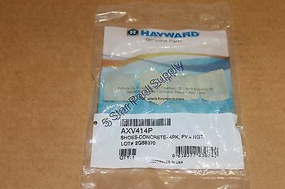 Hayward Navigator Pool Vac Ultra XL Concrete Shoes AXV414P Pool Cleaner Parts