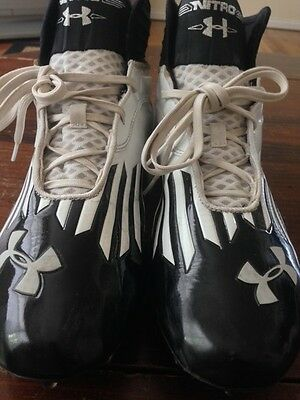 under armour nitro lacrosse cleats