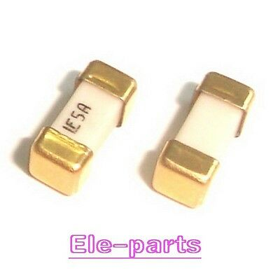 10 PCS 1808 5A Littelfuse Fast Acting SMD Fuse