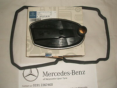 Genuine Mercedes-Benz 722.6 Automatic Gear Box Oil Filter & Gasket NEW