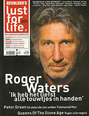 MAGAZINE LUST FOR LIFE 2011 nr. 09 - ROGER WATERS/PETER GREEN/WITHIN TEMPTATION