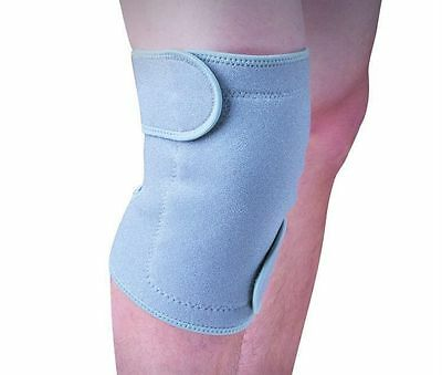 Magnetic Adjustable Knee Support Brace with HEAT arthritis Pain Relief Gym Sport