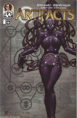 Artifacts #9 (9B cover) Witchblade - Darkness