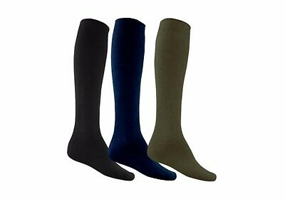 EXTRA LONG THICK 92% BAMBOO SOCKS - wear with gum boots, motorcycle boots mining