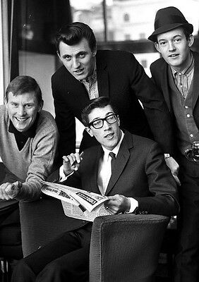 Hank Marvin And The Shadows 02 (Music) Photo Print