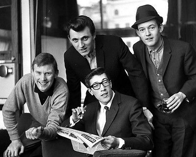 Hank Marvin And The Shadows 03 (Music) Photo Print