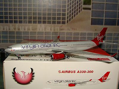 Phoenix 400 Virgin Atlantic A330 -300 G-VSKY 1/400 **Free S&H**