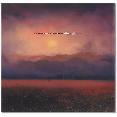 """""""Atmospheres"""" Fine Art Book featuring over 80 Lawrence Coulson Paintings"""