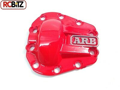 ARB METAL RED Diff Cover For The T-Rex 60 Axle Gelande Differential  inc STICKER