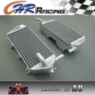 ALUMINUM RADIATOR for YAMAHA YZF450 YZ450F 2010-2013 2011 2010 2012 2013 10 12