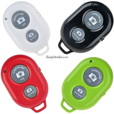 ES Bluetooth Wireless Remote Control Camera Shutter Release Self Timer For Phone