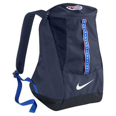 Nike Tiempo Shield USA United States WC 2014 Soccer School Gym Bag Backpack