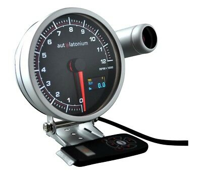 "*NEW* 5""  Multi Function Stepper Motor Tacho Tachometer - LED BACKLIT auto gauge"