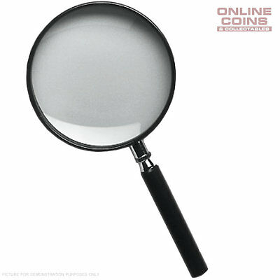 Lighthouse Magnifier Glass With Handle - Magnifying Glass - 2.5 x Magnification
