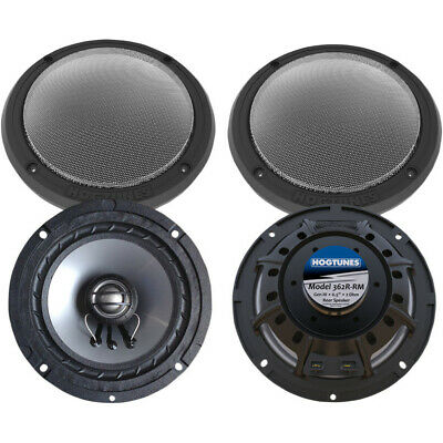 HogTunes Gen 3 125 Watt Rear Replacement Speakers Harley Touring Models 14-16