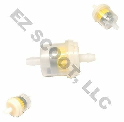 Fuel Filters, Air Intake & Fuel Delivery, Scooter Parts, Parts