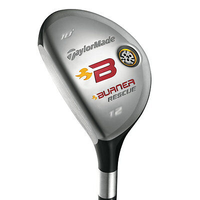 TaylorMade Burner Tour Rescue Hybrid Club LH #4 23 RE-AX Graph Stiff NEW