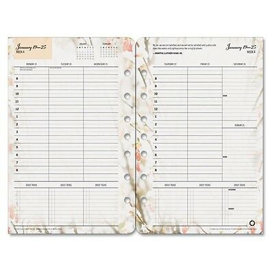 FranklinCovey 2015 Blooms Weekly & Monthly Planner Refill - 3544815