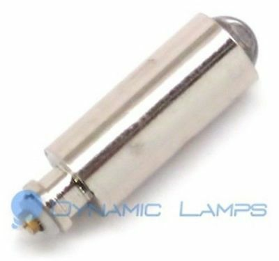 2.5V Halogen Replacement Lamp Bulb For Welch Allyn 03400-U Otoscope, Illuminator