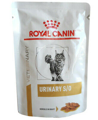 72x100g Royal Canin Urinary Chicken Huhn  S/O Frischebeutel  Diet