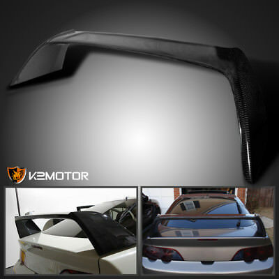 2002-2006 Acura RSX T-R Real Carbon Fiber Spoiler Wing