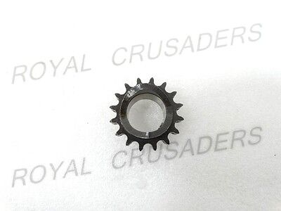 New Lambretta Gp 150/125 16 Tooth Front Drive Sprocket