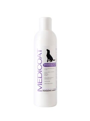 Professional Medicated Dog Shampoo itchy skin, common skin issues dry flaky skin