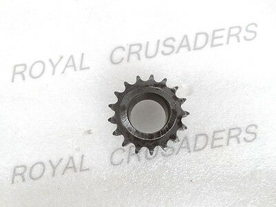 New Lambretta Gp 17 Tooth Front Drive Sprocket