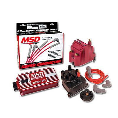 MSD Upgrade Ignition kit Stage 2 for Honda Civic - Accord 89-00  PN: honda_st2