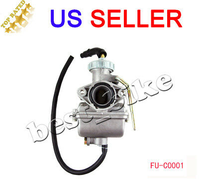 Carburetor 50cc 70cc 90cc 110cc 125cc 135 PZ20mm Carb ATV Quad Go kart