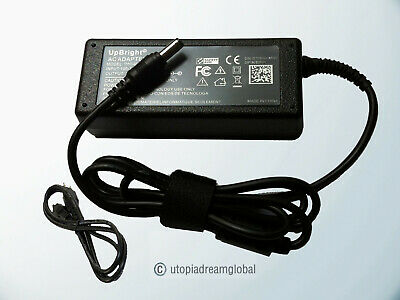 DC19V AC Adapter For HP Pavilion 27xi 25xi 25bw C4D27AA LED Monitor Power Supply