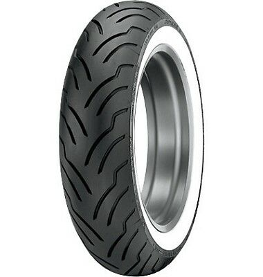 Dunlop Elite White Wall Mt90B16 Rear Tire Harley Touring Softail Dyna Sportster