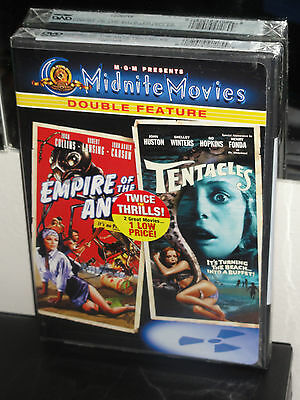 Empire of the Ants / Tentacles (DVD) Shelley Winters, Joan Collins, MGM DVD! NEW