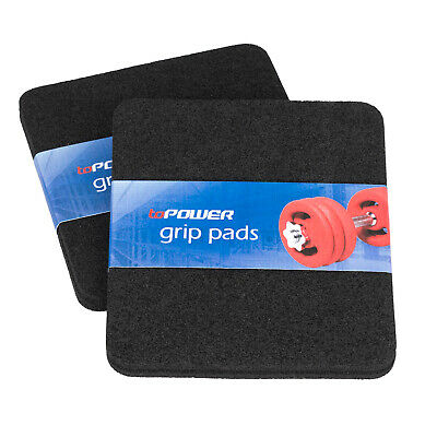 toPOWER grip pads (neoprene) - hand protection, gym gloves, fitness, workout