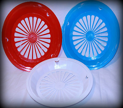 Red White u0026 Blue Paper Plate Holders Picnic u0026 Bbq  sc 1 st  PicClick & RED WHITE u0026 Blue Paper Plate Holders Picnic u0026 Bbq - $10.50 | PicClick