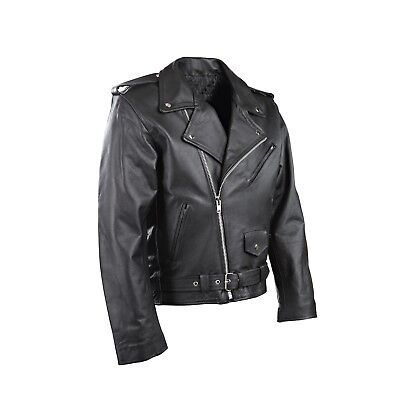 Parts & Accessories Blouson Femme Cuir Véritable Perfecto Classique Biker Brando Style Motard High Quality Materials