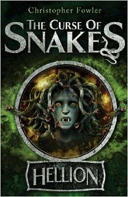 The Curse of Snakes: Hellion, New, Christopher Fowler Book