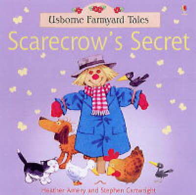 The Scarecrows Secret (Farmyard Tales), Heather Amery, S. Cartwright, New Book
