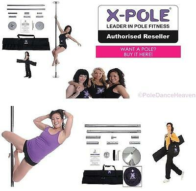 The X-POLE XPert Spinning Version - The Best Selling Static and Spinning Pole