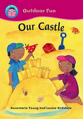 Our Castle (Start Reading: Outdoor Fun), New, Annemarie Young Book