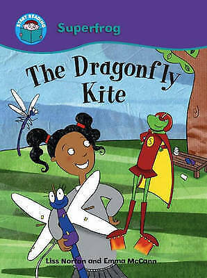 The Dragonfly Kite (Start Reading: Superfrog), Liss Norton, New Book