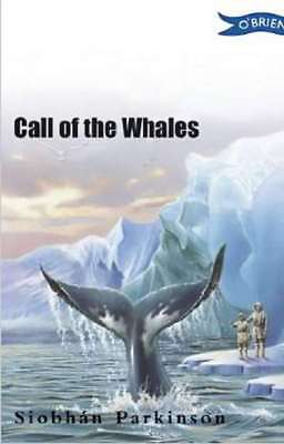 Call of the Whales, New, Siobhan Parkinson Book