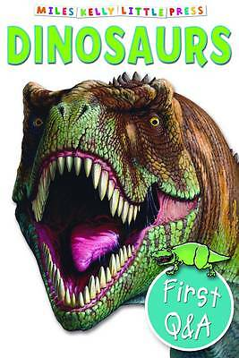 Little Q&A Dinosaurs (Little Questions and Answers), , New Book