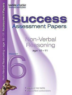 Assessment Papers - Non-Verbal Reasoning Assessment Papers 10-11, Authors, Vario
