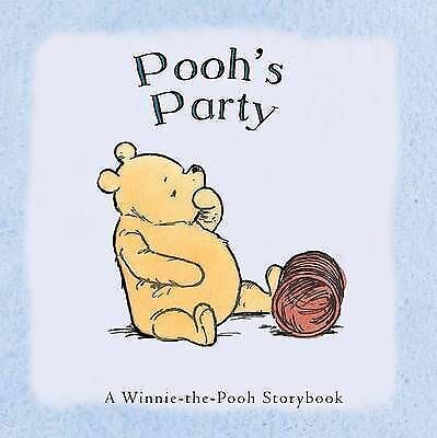 Pooh's Party, No Author, New Book