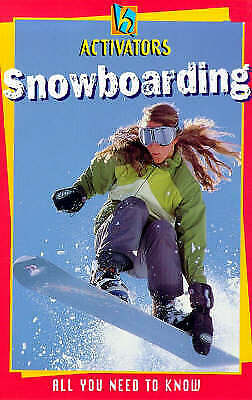 Snowboarding (Activators), Perry, Philippa, New Book