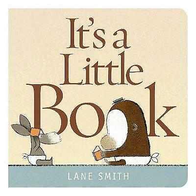 It's a Little Book, Smith, Lane, New Book