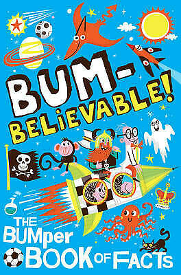 Bumbelievable!: Getting to the Bottom of Facts!, Macmillan, New Book