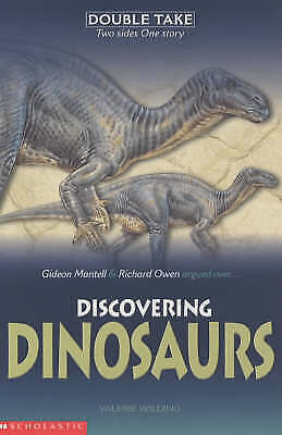 Discovering Dinosaurs (Double Take), Wilding, Valerie, New Book