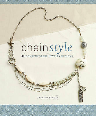 Chain Style, Dickerson, Jane, New Book